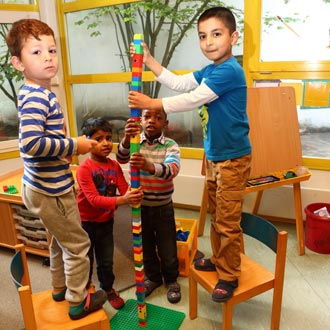 Stadtteilschulen